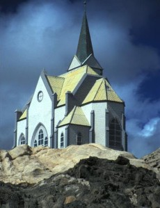 Church-on-Rock