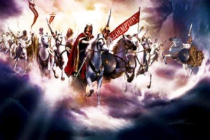 jesus-returns-with-the-church-saints-at-end-of-the-tribulation