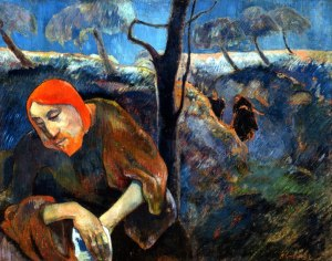agony-in-garden-gauguin