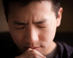 Man-Praying-Religious-Stock-Image
