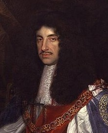 Charles II head cropped