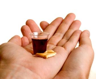 Recieving Communion #2