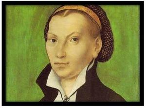 Katharina Von Bora Luther by Hollie Dermer