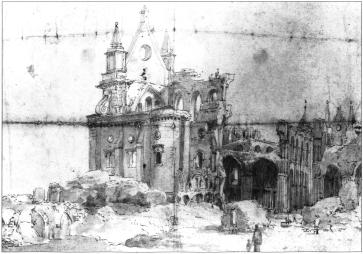 Old.St.Pauls.Ruins.1666