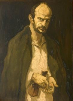 Judas Iscariot (76.7 x 56cm, 2009)