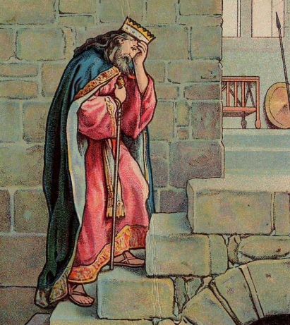 David's_Grief_Over_Absolom_(Bible_Card)