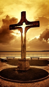 a_cross_with_christ_shape_inside_iphone_wallpaper_download-640x1136