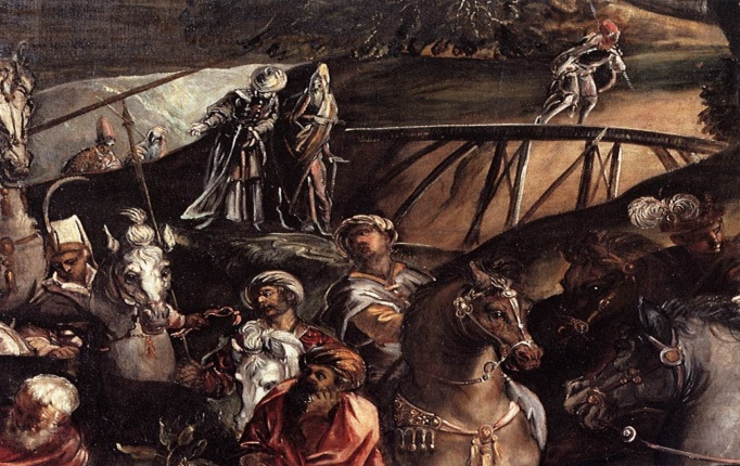 Jacopo_Tintoretto_-_The_Crucifixion_(detail)_-_WGA22526