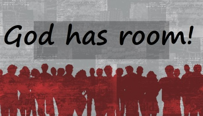 Image result for God has room