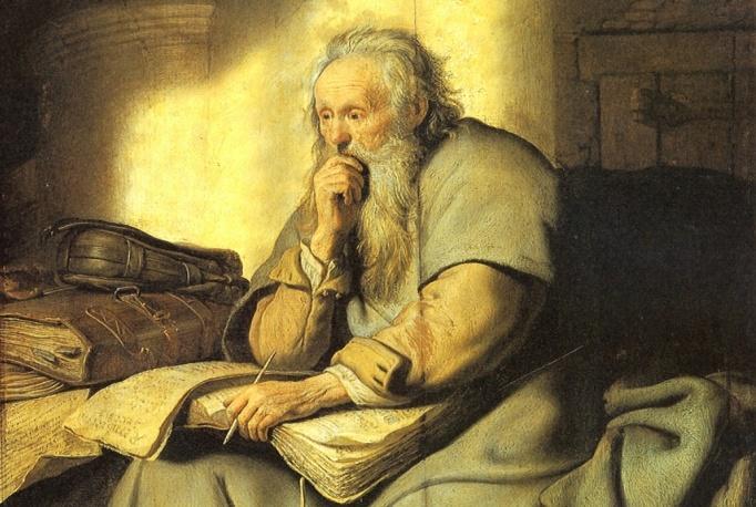 Rembrandt_St._Paul_in_Prison