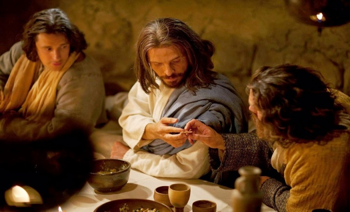 Image result for the night Jesus instituted the Lord's Supper