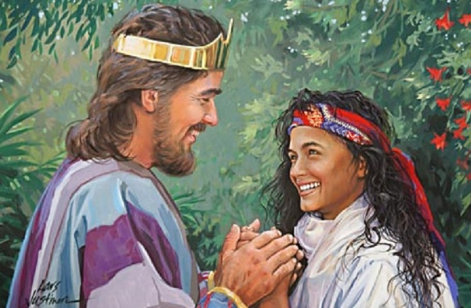 Solomon And Wife