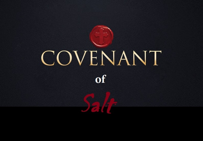 The Covenant Of Salt Its Place Meanings And Corollaries In The