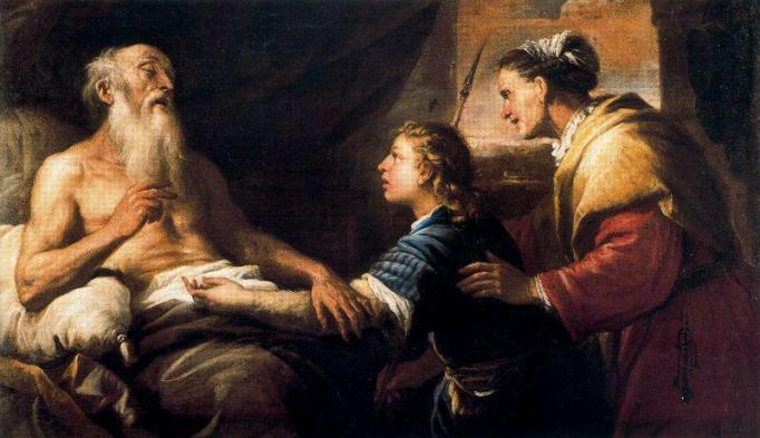 Luca-Giordano-Isaac-blesses-Jacob